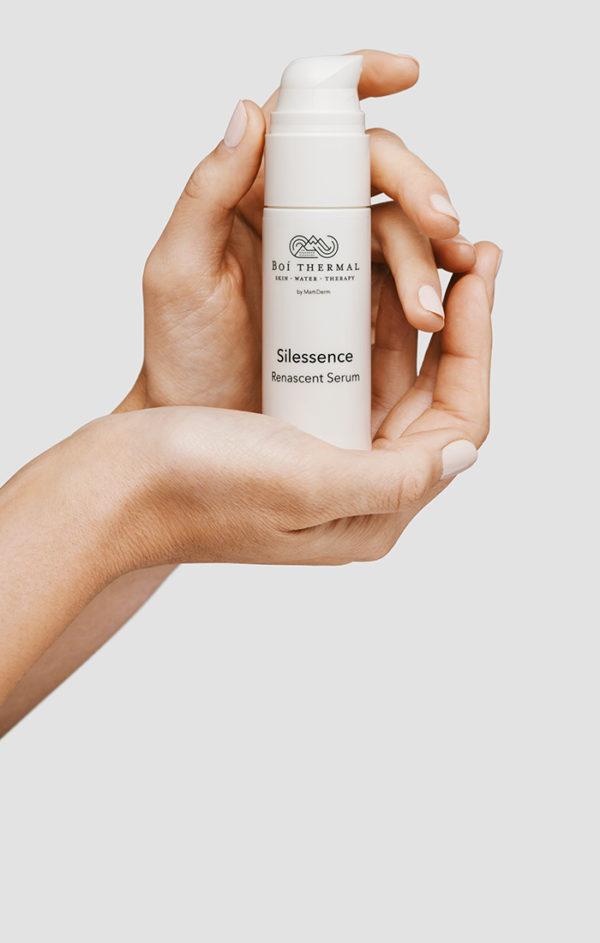 Silessence Reanscent Serum detalle