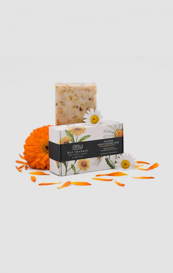 Natural Moisturizing Soap